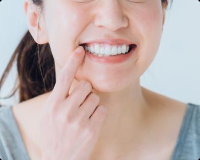 さいわいデンタルクリニック セラミック治療 丈夫な歯を半永久的に