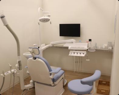 さいわいデンタルクリニック 診療室