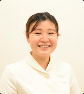 さいわいデンタルクリニック 歯科衛生士 齊藤 羽純
