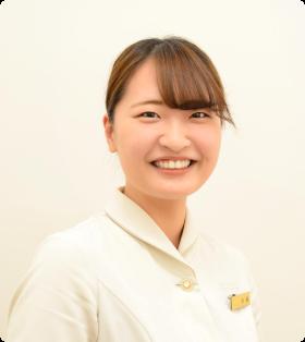 さいわいデンタルクリニック 歯科衛生士 加藤 広奈