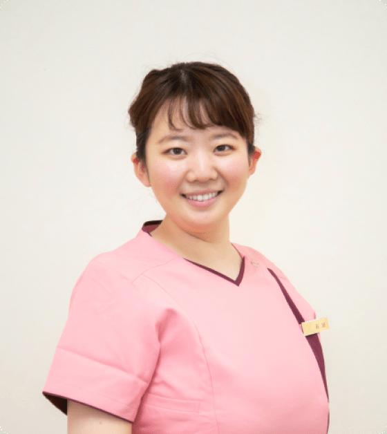 さいわいデンタルクリニック 歯科衛生士 石田優衣