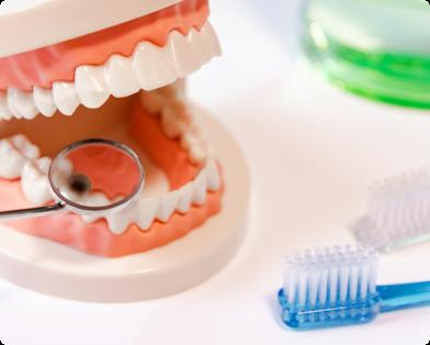 さいわいデンタルクリニック 歯が欠けた・歯がない 治療